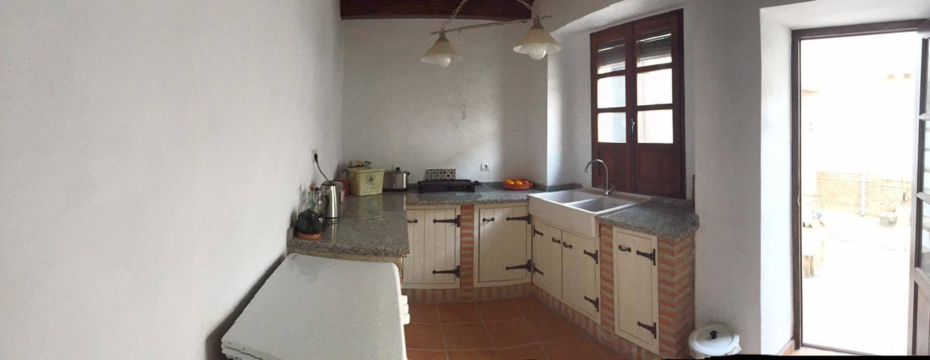 Osuna Town House Kitchen