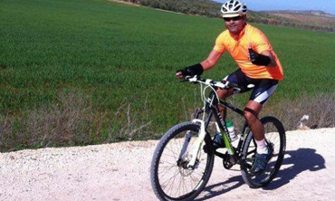 Mountain biking holidays in Andalucia